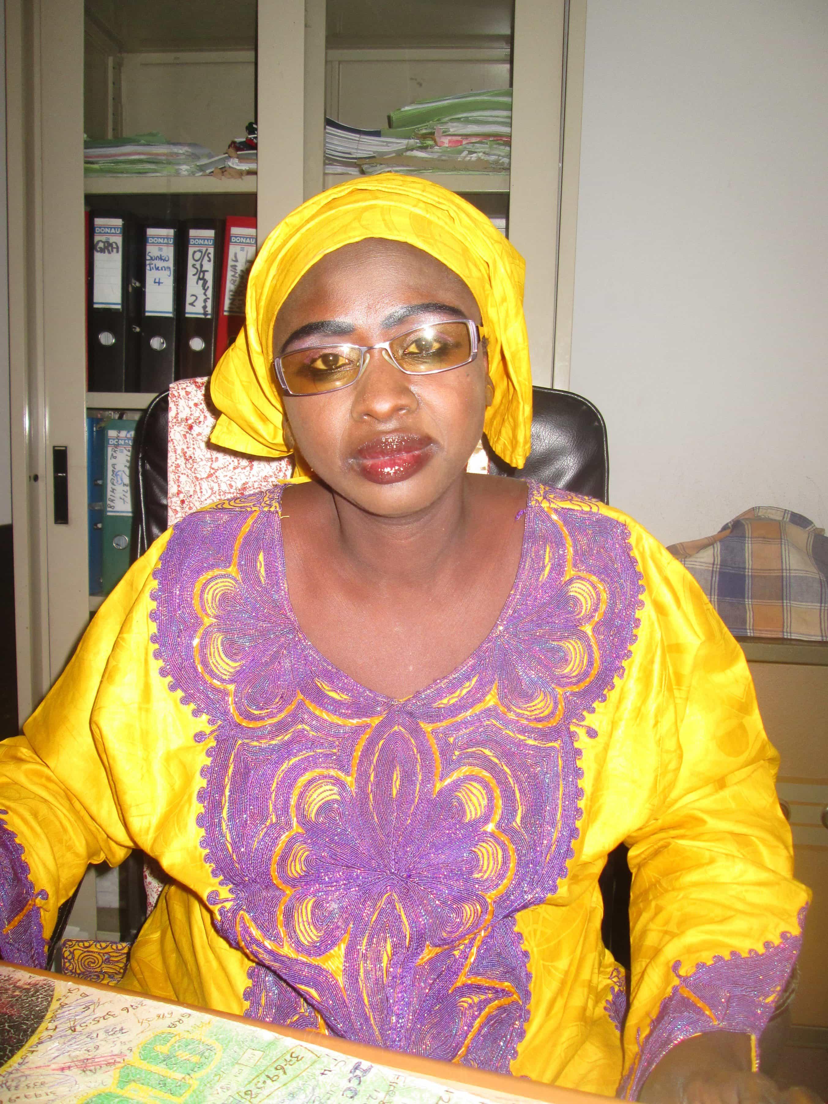 Picture of Fatou Krubally